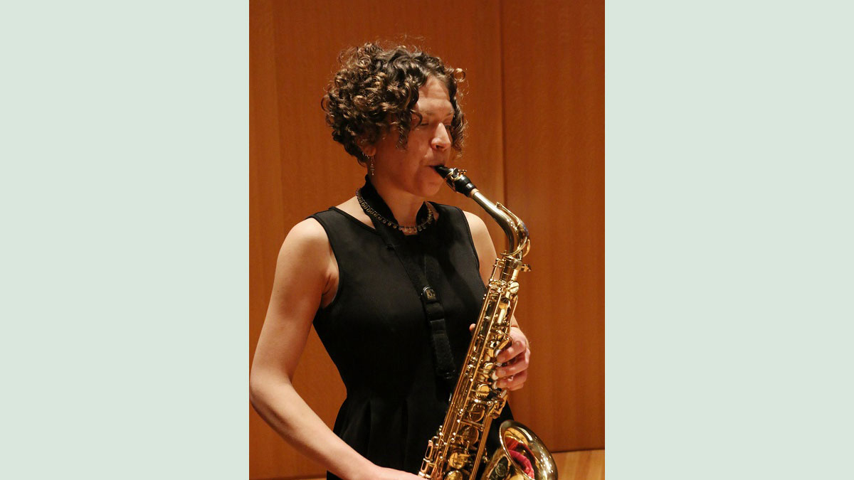 Duckwall Artist Series: Heidi Radtke, saxophone with Meghan Bartsch, piano