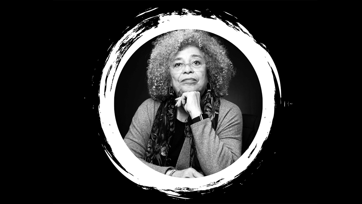 Joint struggle and Collective Liberation: A Conversation with Angela Davis