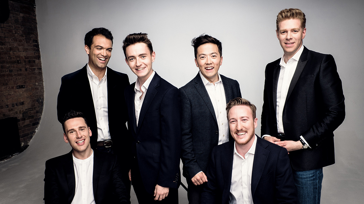 The King's Singers 50th Anniversary