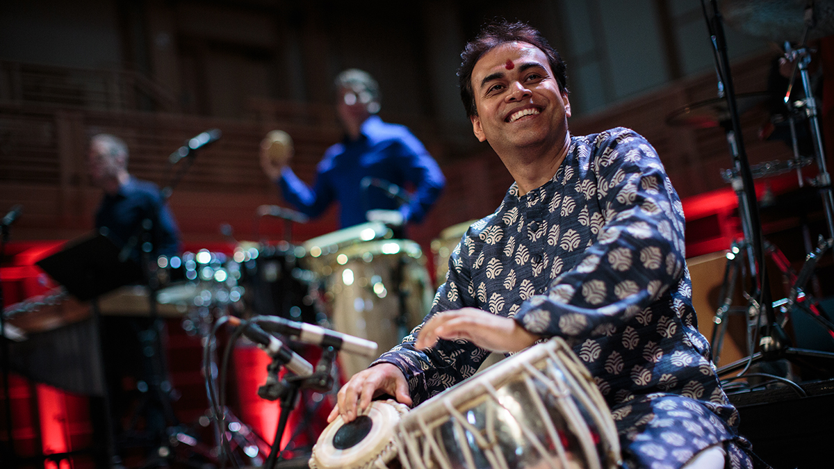 Tabla Maestro Sandeep Das: Taal Raag Mudra - An Evening of Classical Indian Rhythm, Melody, and Dance