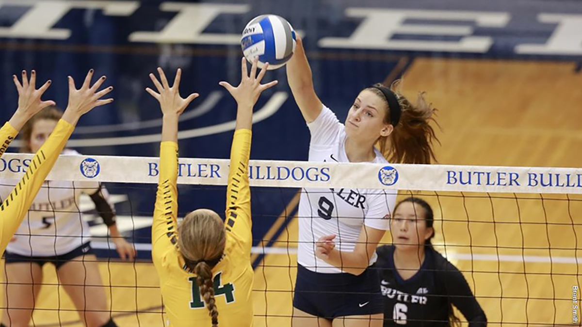 Volleyball vs. Seton Hall