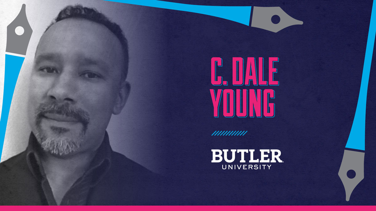 Visiting Writers Series: C. Dale Young
