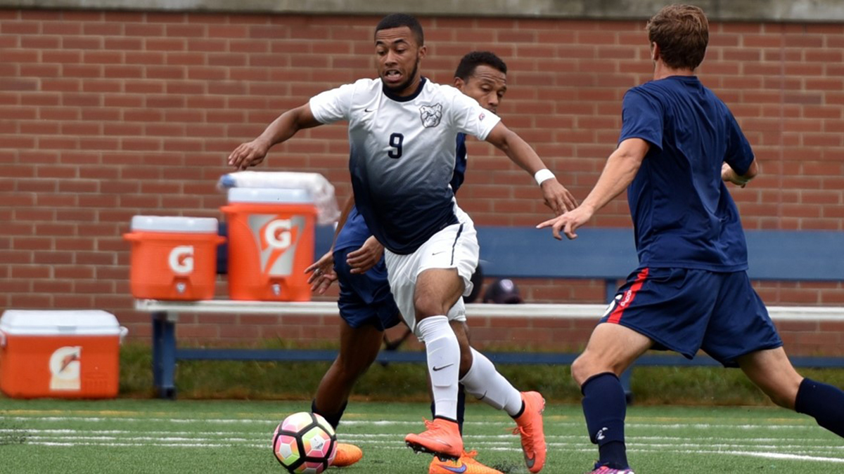 Men's Soccer vs. Xavier University