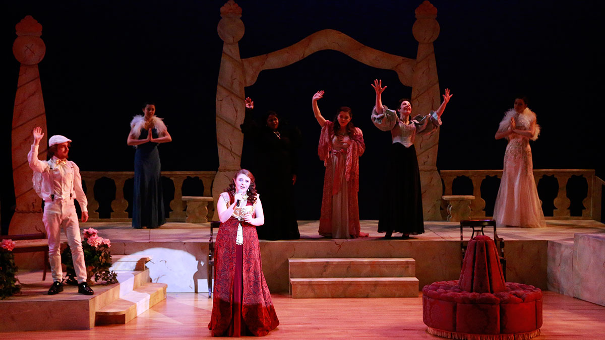 Butler Opera Theater: Scenes and Arias