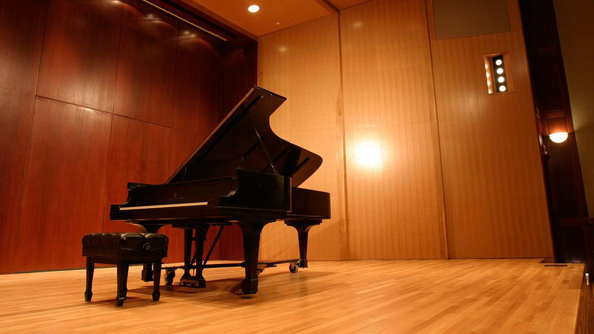 Student Recital: Daniel White, piano