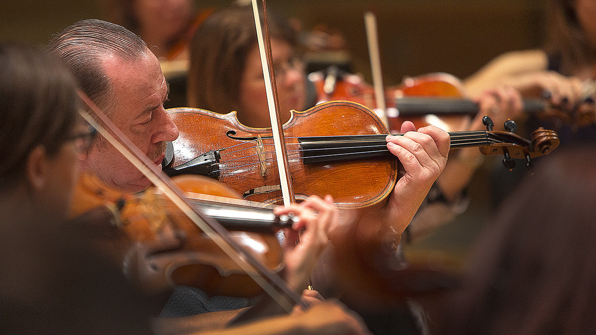 Indianapolis Chamber Orchestra: Fidelio! Celebrating Beethoven's 250th