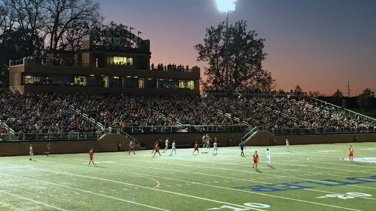 Butler Men's Soccer vs. SIU-Edwardsville