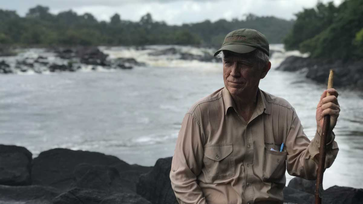 Woods Lecture Series: Russ Mittermeier, Indianapolis Prize Winner