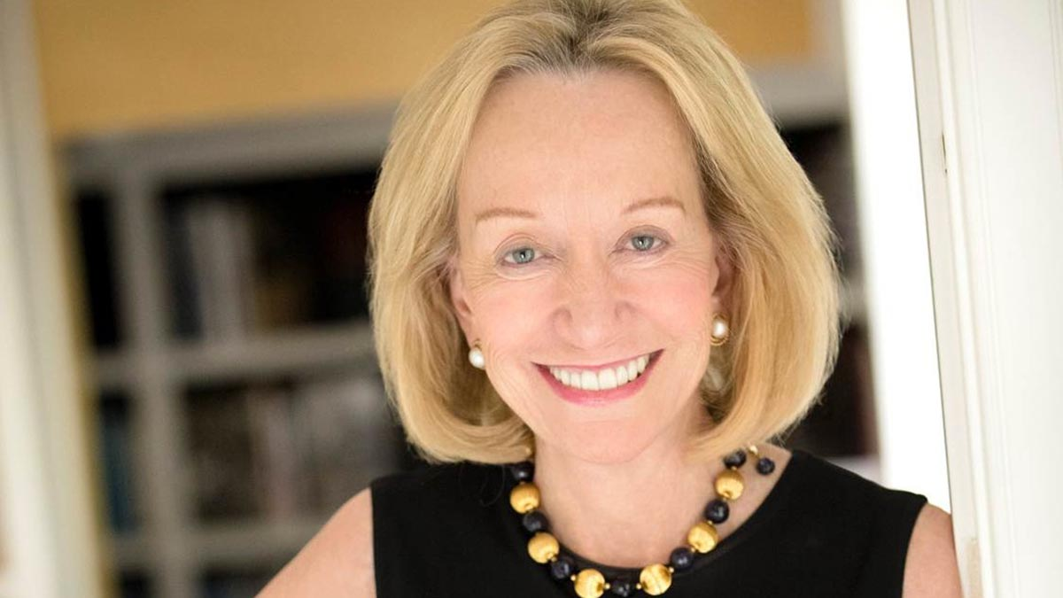 Doris Kearns Goodwin, Where Do We Go From Here: Leadership in Turbulent Times