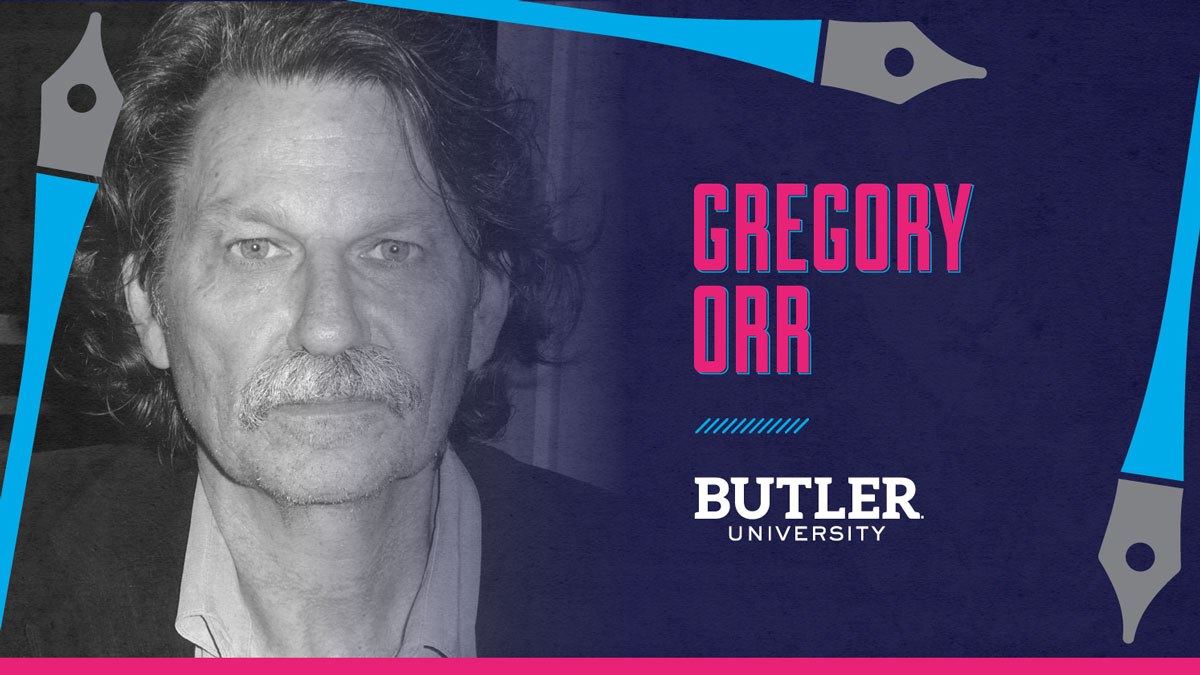 Visiting Writers Series: Gregory Orr