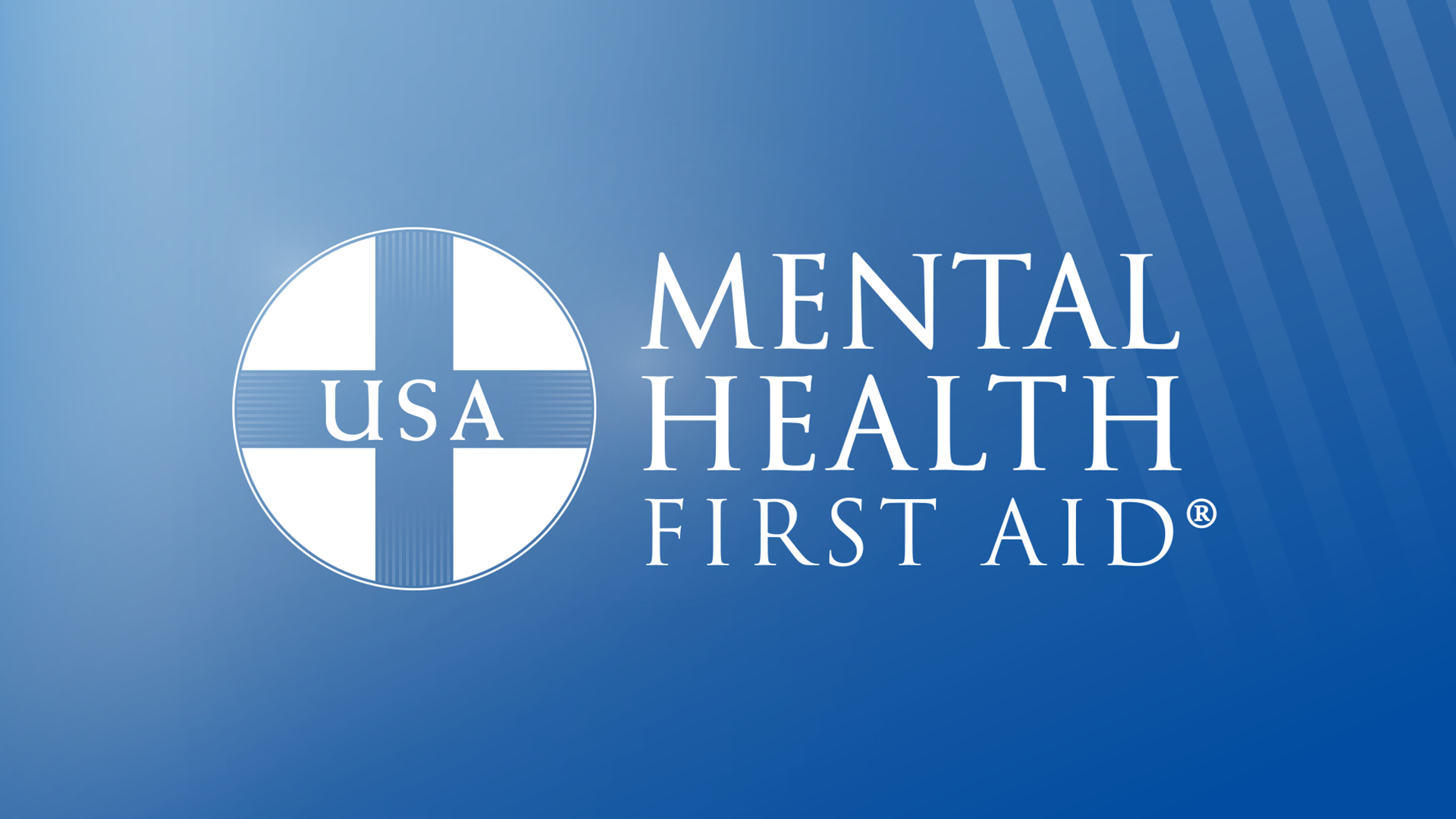 Mental Health First Aid for Butler University Students, Faculty, and Staff