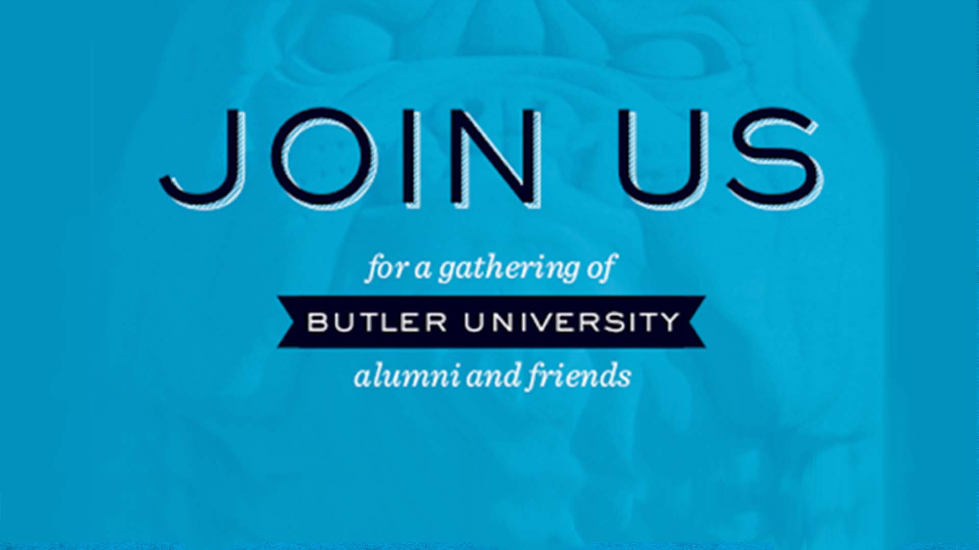 Butler University Community Reception