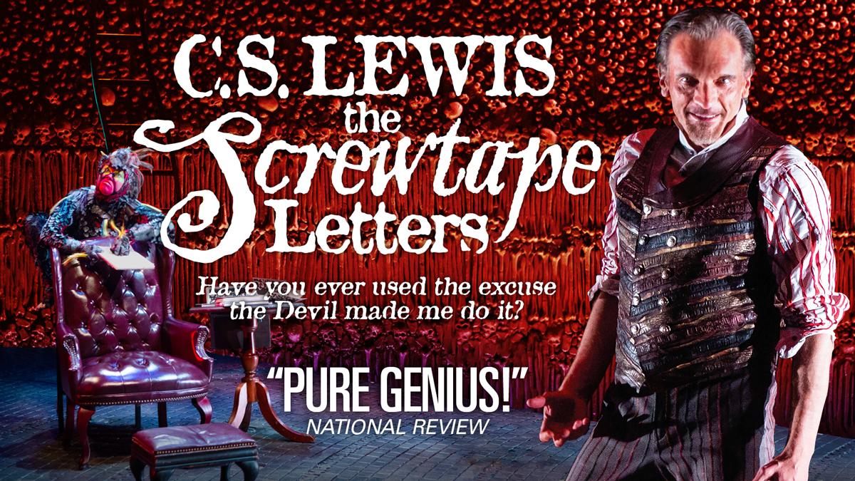 C.S. Lewis: The Screwtape Letters
