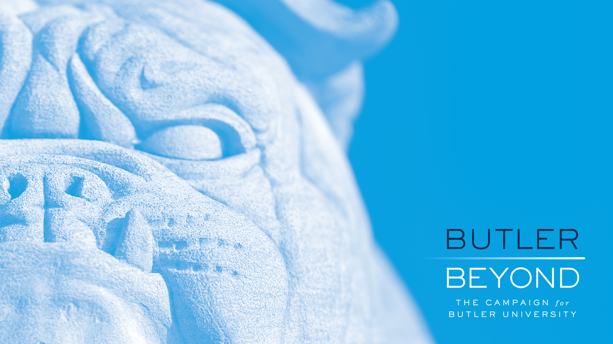 Butler Beyond: The Campaign for Butler University Launch