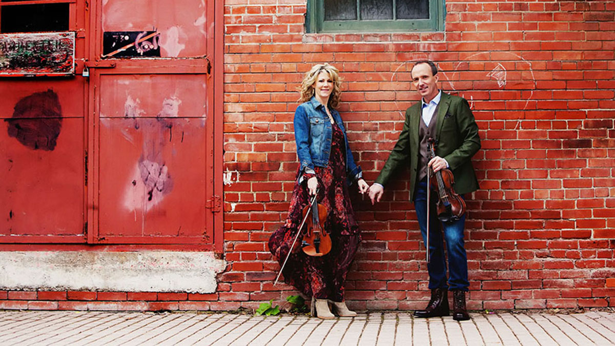 Natalie MacMaster & Donnell Leahy: Visions from Cape Breton & Beyond