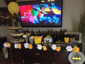 Batman bday