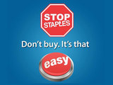 Stop Staples - The U.S. Mail is Not for Sale