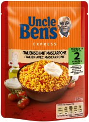 uncle bens express reis test