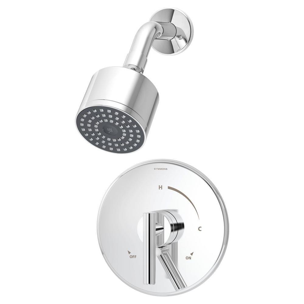 671256428735 UPC - Symmons Shower Hardware Dia 1 Handle Shower ...