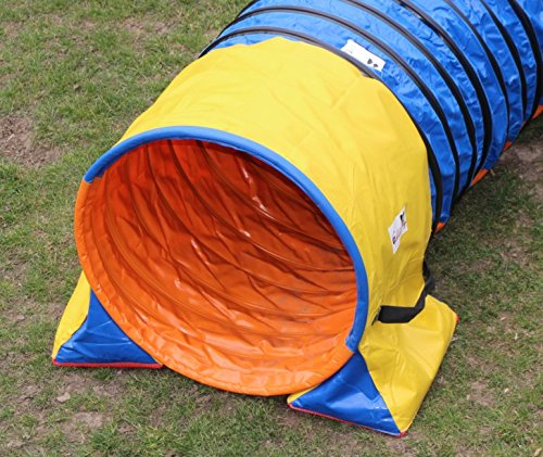 9120061120828 Ean Premium Dog Agility Tunnel Sandbags