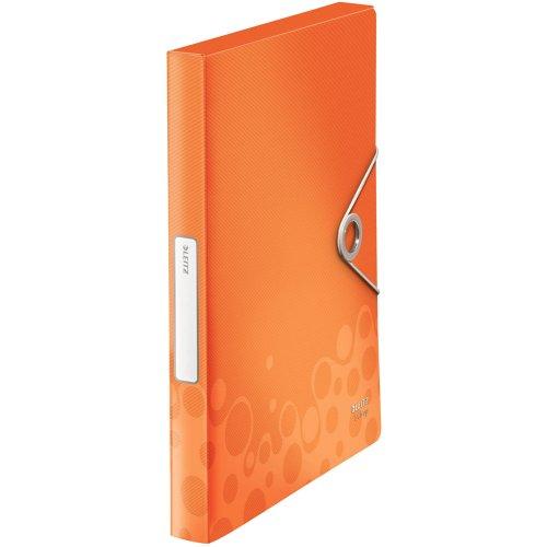 4002432392445 ean leitz ablagebox bebop a4 pp 30 mm orange upc lookup. Black Bedroom Furniture Sets. Home Design Ideas