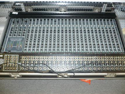 Peavy Sound Board