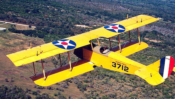 The Curtiss JN-4 Jenny – America's First War Aircraft!
