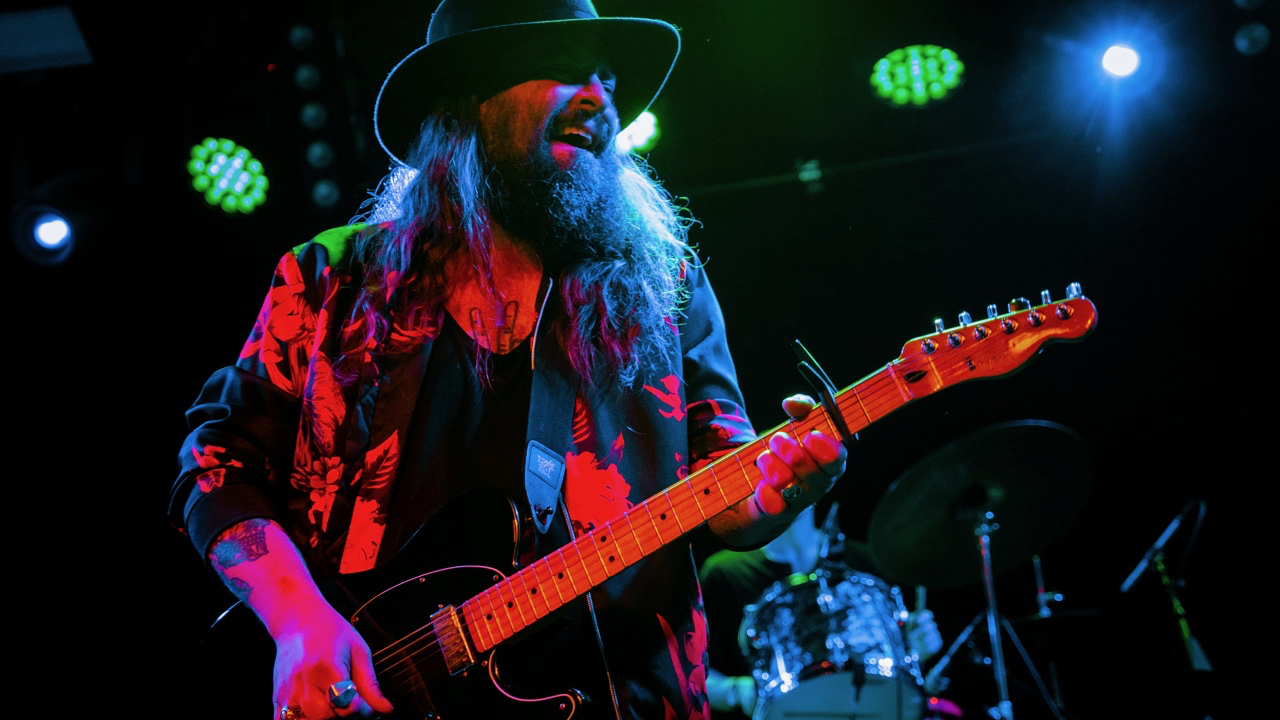 Strand of Oaks at the Teragram Ballroom (Photo by ZB Images)