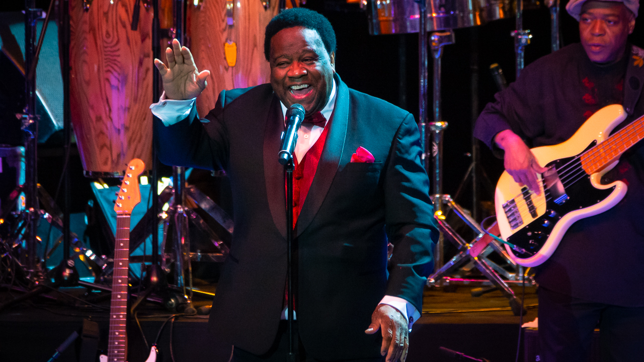 Al Green at the Greek Theatre (Photo by ZB Images)