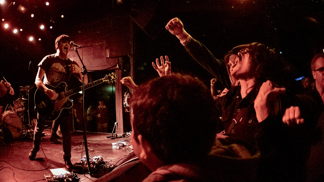 ...And You Will Know Us by the Trail of Dead at the Echo (Photo by ZB Images)