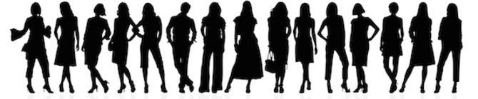 Header_womensihouette