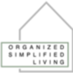 Organized Simplified Living Logo