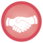 Avatar_icon_handshake_red