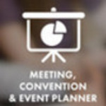 Meeting, Convention and Event Planner Logo