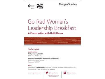 Wall_go_red_women_s_leadership_breakfast