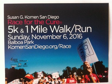 Wall_susan_komen__race_for_the_cure_on__nov._6__2016__san_diego