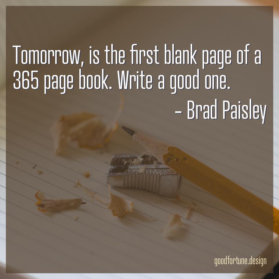 wall_gf inspirational quotes 2018 brad paisley