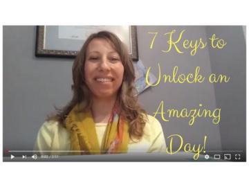 Wall_7_keys_to_unlock_an_amazing_day_