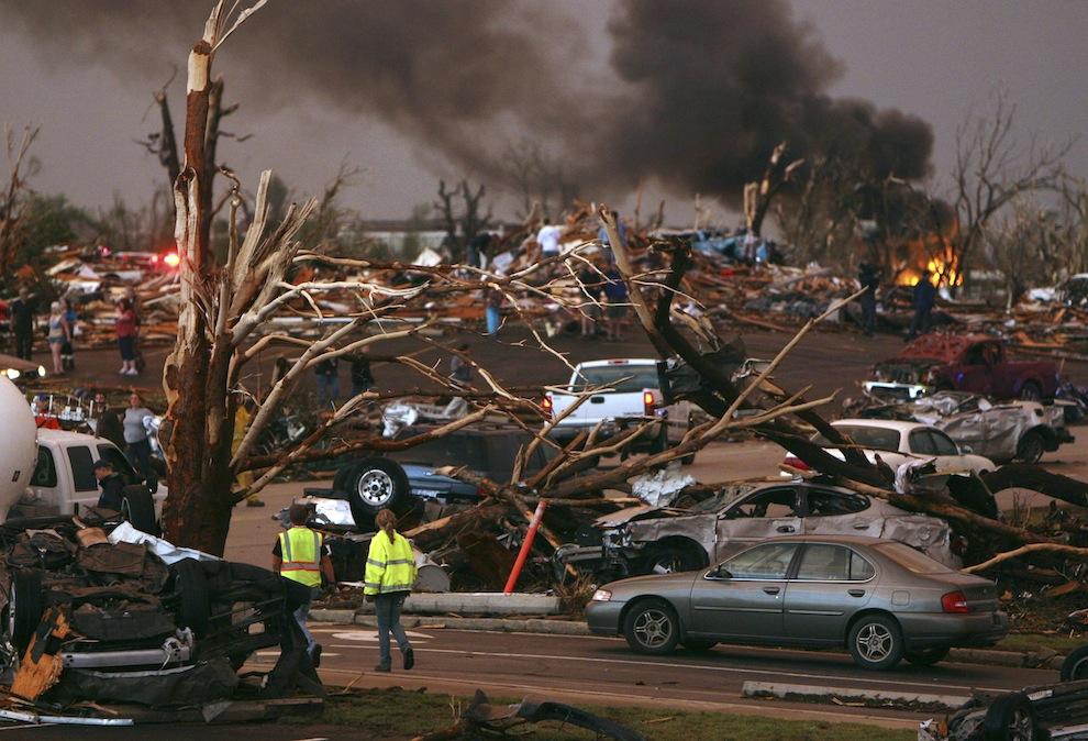 Poetslife: Social Media Lessons from the Joplin Tornado