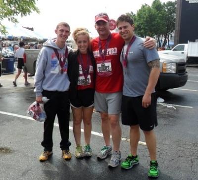 <p>RF Red Team took27th!Phillip, Courtney,JR,Ray,& Travis</p>