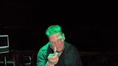 """<p>Shawn """"SMFG"""" Garrison - Drums, Enforcer</p>"""