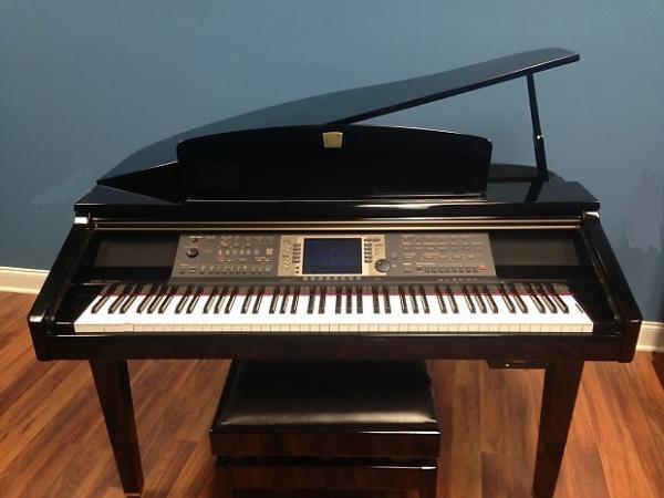 Current Writing Station - Yamaha Clavinova CVP-900