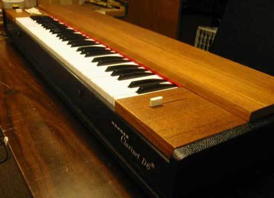 1st Clavinet; Hohner Clavinet D6 (1977)