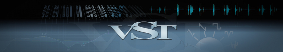 VST Plug-Ins include Instruments, Tools & Processors