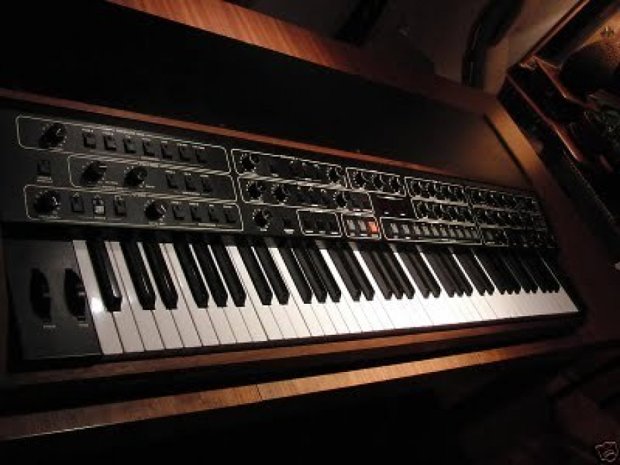 Main Controller Synth; Sequential Circuits Prophet T8 (1980)