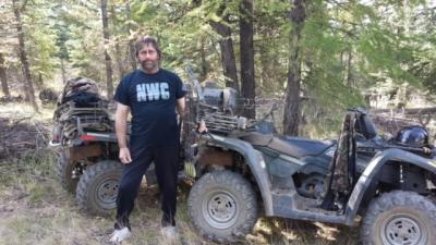 Sasquatch - Somewhere in the Northwest Woods!
