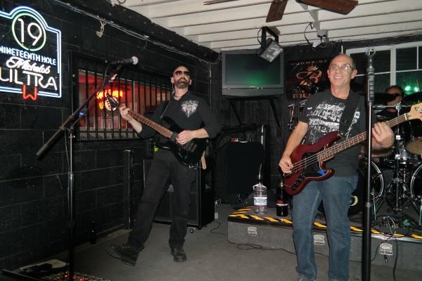 Bassist Eric