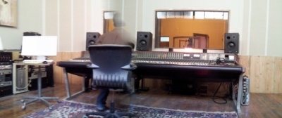 <p>Andrew Schneider of Translator Audio Brooklyn</p>