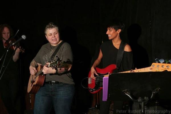 Amy Bishop, Scott Duncan & Lisa Jacobs
