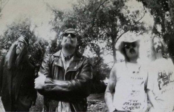 GG Allin and the Murder Junkies promo shot '93 (my fav)